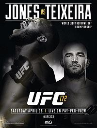 Jones vs Teixeira