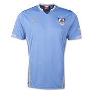 Uruguay World Cup Jersey
