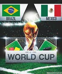 Brazil vs Mexico World Cup