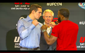 MacDonald vs Woodley