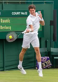 Milos Raonic Wimbledon