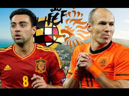 Dutch vs Spain World Cup