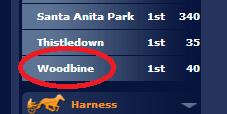 SIA Horse Racing Woodbine