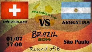 Switzerland vs Argentina