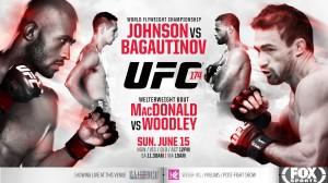 UFC 174 Betting