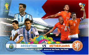 HOlland vs Argentina