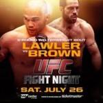 Lawler vs Brown