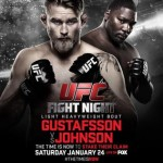 UFC Gus vs Johnson