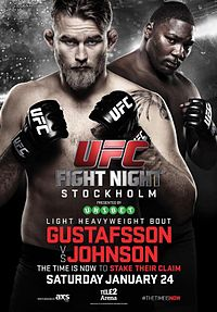 UFC on Fox 14 Poster