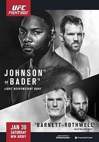Johnson vs Bader