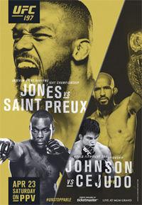 UFC 197