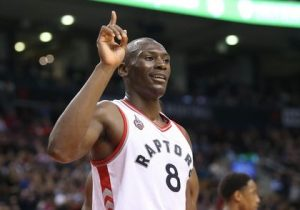 Bismack will need to be dominant on the glass tonight for the Raptors.